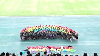 Publication Date: 2019-12-05 | Video Title: 香港培正中學 - 第七十三屆陸運會 - 中五盛社啦啦隊 Mu