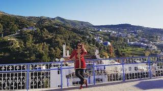 رحلة لمدينة الشاون شفشاون vlog chaouen chefchaouen جولة صغيرة وزان تطوان و الفنيدق زيارة المغرب