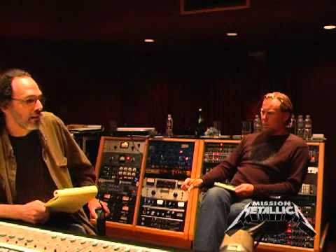 Mission Metallica: Fly on the Wall Clip (August 31, 2008)