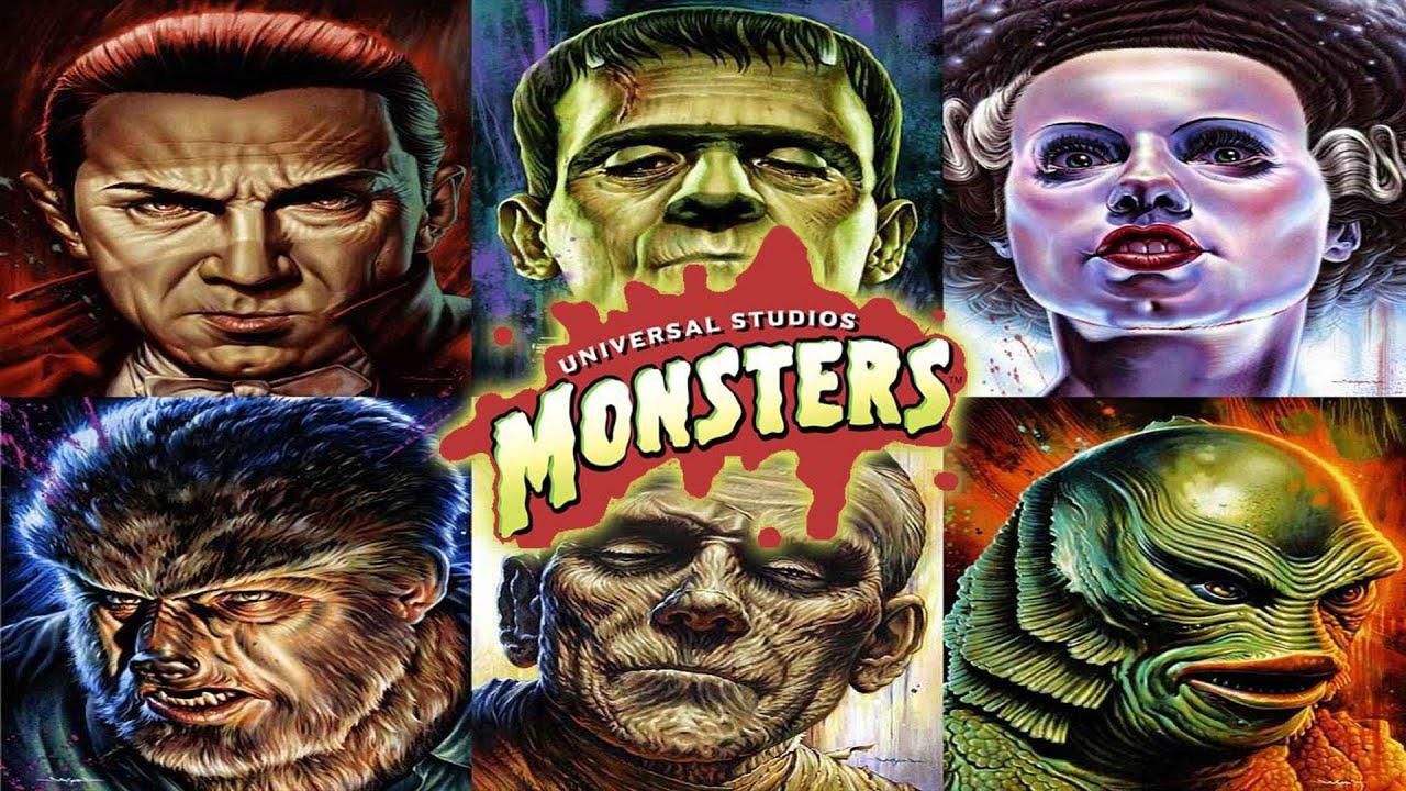 Universal monster movie classics