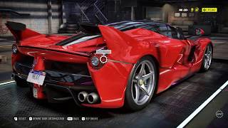 Need For Speed Heat - LaFerrari Is Not The Fastest Ferrari | Fully Upgraded Gameplay