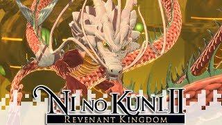 NI NO KUNI II: REVENANT KINGDOM - Beating Bastion! - EP21 (Gameplay)