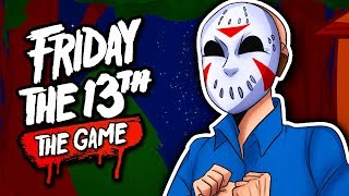 FRIDAY THE 13TH IS BACK! | Friday The 13th: The Game