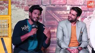 Hero Sundeep Kishan Excellent Speech At Launch Of Amazon Prime's New
