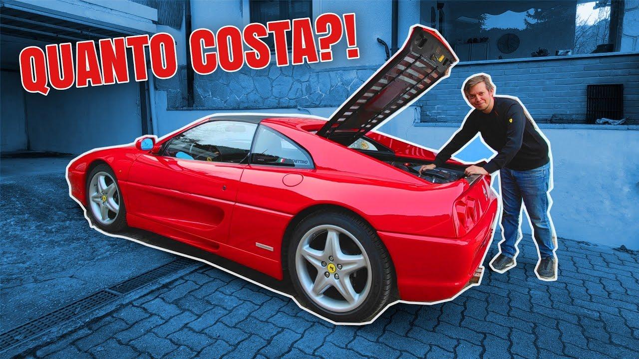 Download Quanto Costa Mantenere la Ferrari?