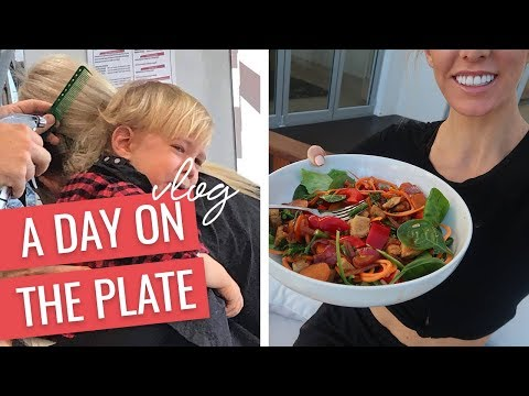 Ashy Bines VLOG// A DAY ON THE PLATE