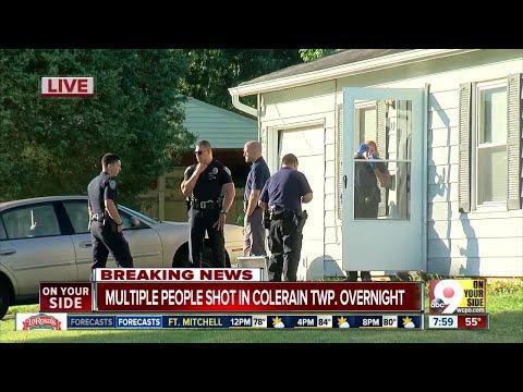 Colerain police get help from Cincinnati police in mass shooting investigation