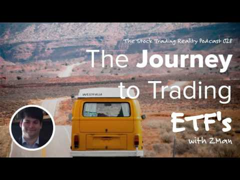 STR 028: The Journey to Trading ETF's (audio only)
