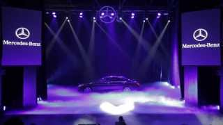 Vision of the Automotive Future - Mercedes-Benz S-Class Launch
