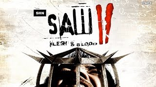 SAW 2 Flesh and Blood | Full HD | Longplay Walkthrough Gameplay No Commentary