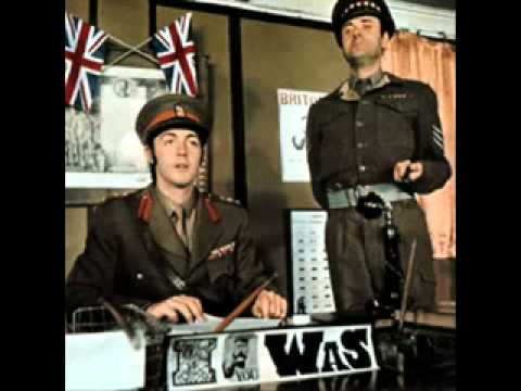 john lennon and derek taylor radio interview-paul isn