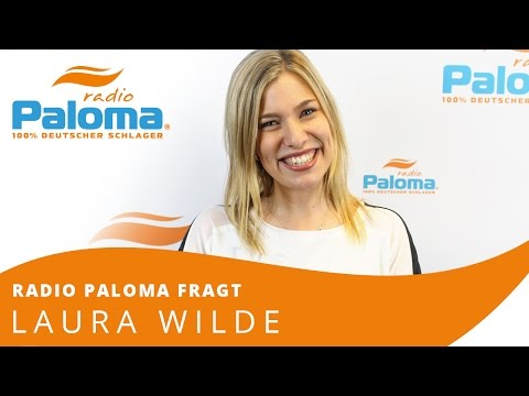 Laura Wilde Zu Gast Bei Den Radio-Paloma-Muntermachern - SchlagerOlymp 2016
