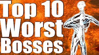 TOP 10 WORST BOSSES IN CALL OF DUTY ZOMBIES.