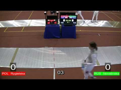 European championships U23 Bratislava FFBlue.mp4