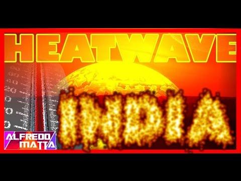 Noticias Internacionales: Calor Derrite Calles en India