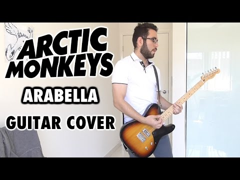 Arctic Monkeys - Arabella (Guitar Cover, with Solo)