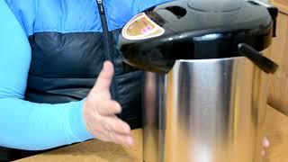 Электрочайник термос термопот Domotec MS 5L