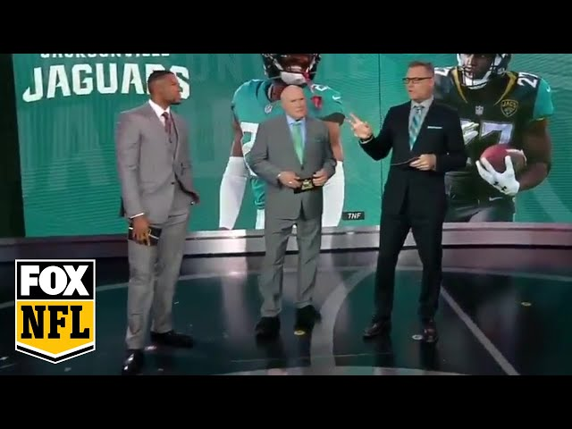 The TNF on FOX crew addresses what went wrong for the Jaguars in 2018 | FOX NFL