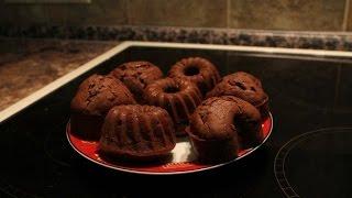 КУЛИНАРНИЯ |Шоколадные кексы без яиц|