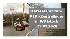 Kaffeefahrt zum ALDI-Zentrallager in Wittstock von Land schafft Verbindung 😂