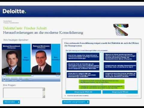 Finance Transformation - Herausforderungen an die moderne Konsolidierung