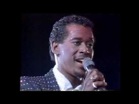 Luther Vandross Wembley Arena 1987