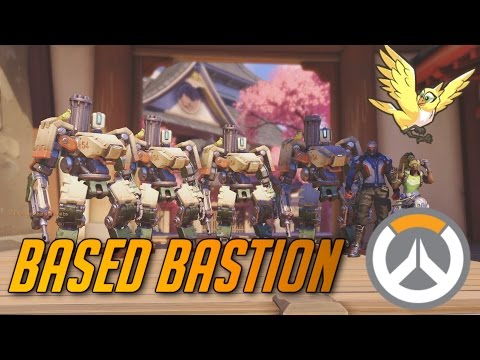 Overwatch - Based Bastion