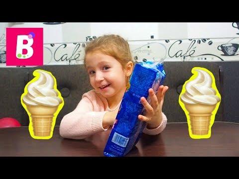 Inghetata din suc | Ice-Cream from juice | Bianca Kids Show