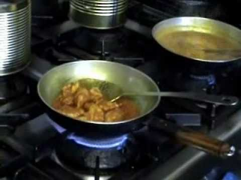 indian restaurant chicken madras recipe
