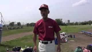 墨田区中学生野球チーム 墨田ウイングス.