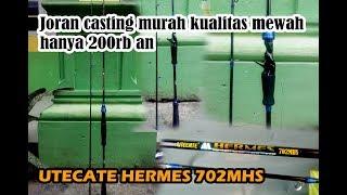 UNBOXING JORAN CASTING MURAH 200 RIBUAN / UTECATE HERMES