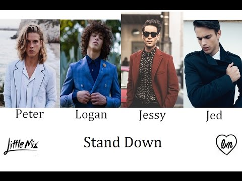 Stand Down - Little Mix (Male Version)