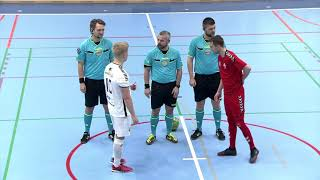 Hjørring vs Lystrup - Futsal Ligaen