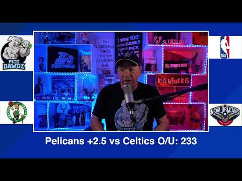 New Orleans Pelicans vs Boston Celtics 2/21/21 Free NBA Pick and Prediction NBA Betting Tips