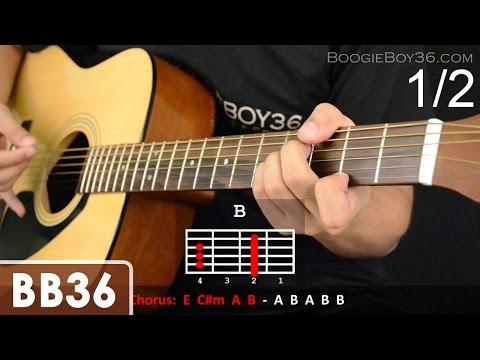Kay Tagal Kitang Hinintay - Sponge Cola Guitar Tutorial (Part 1 of 2)
