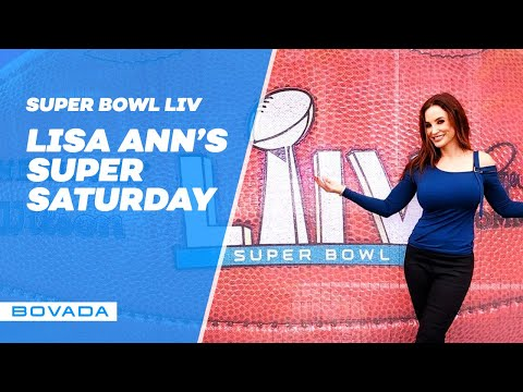 Lisa Ann's SUPER Saturday In Miami!