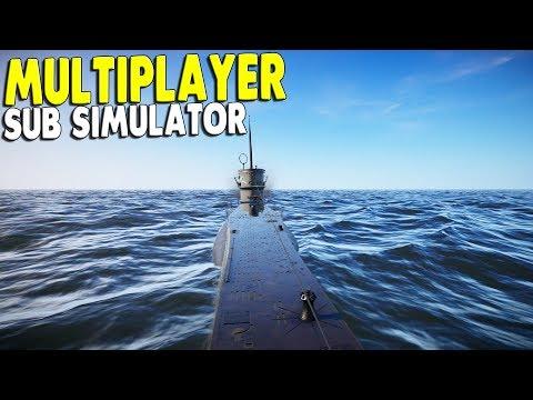 [LIVE🔴] MOST REALISTIC SIMULATOR EVER   Wolfpack Multiplayer Submarine Simulator Gameplay