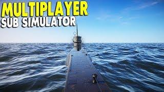 [LIVE🔴] MOST REALISTIC SIMULATOR EVER | Wolfpack Multiplayer Submarine Simulator Gameplay