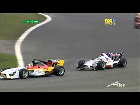 A1GP   2006 2007   Round 1   Race 2