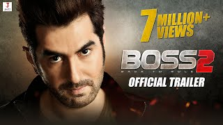 Download Video BOSS 2 (বস 2) Official Trailer | JEET | SUBHASHREE | NUSRAAT FARIA | BABA  YADAV | JEET GANNGULI MP3 3GP MP4