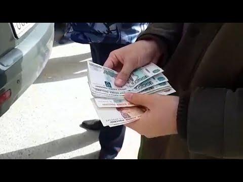 Заместитель начальника камышинской исправительной колонии задержан при получении взятки
