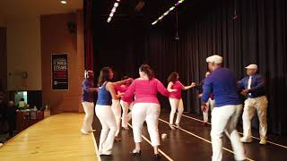Latin Arts Night (2) at Talley Middle School 10/30/19