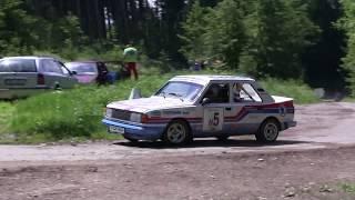 46. Rallye Český Krumlov 2018   H5   Petr Šimurda - Milan Dlouhý