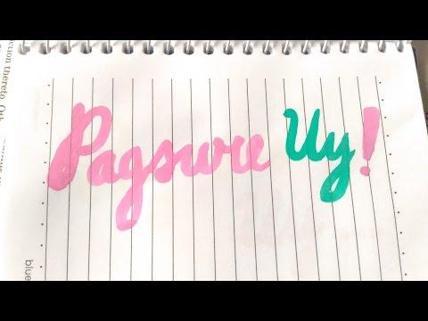 Pagsure Uy - Zhalia (OFFICIAL LYRICS VIDEO) with English Translation
