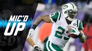 Jets Upset Patriots Mic'd Up AFC Divisional Round Playoffs (2010) | NFL Films | Sound FX