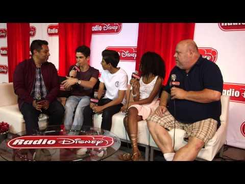 Cast of Jessie at D23 Expo 2015  Radio Disney