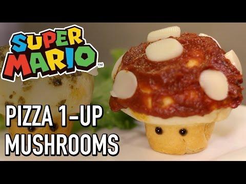 Mario Pizza Biscuits
