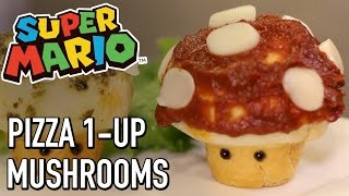 Mario Pizza Biscuits