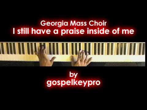 Georgia mass: I still have a praise piano