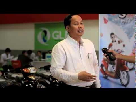 GLF & Honda NCX Partnership in Cambodia